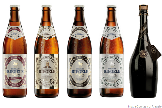 Bavarian Craft Brewer Riegele Signs on with Sarene Craft Beer for New Jersey Distribution