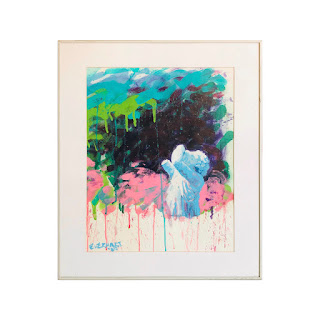 Everhart Signed Painting