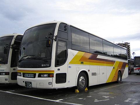 西日本鉄道「フェニックス号」夜行便 3176