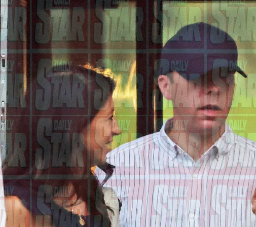 Former UK Health Secretary, Matt Hancock pictured on romantic getaway with aide he was caught kissing that led to the loss of his job and marriage