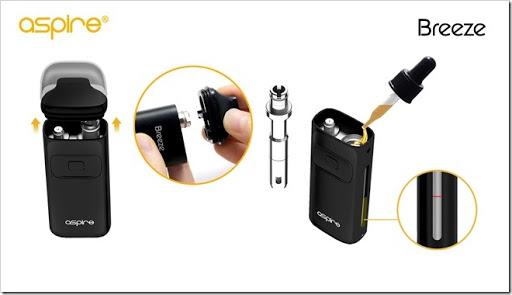 66 thumb - 【絶賛常用中】「Aspire Breezeオールインワンキット」(アスパイア・ブリーズ)レビュー!iCare超えの優秀なサブ機!オフィスの喫煙所や屋外で爆煙控えたい人も、初心者で取り敢えず簡単に扱えるものが欲しい人にもオススメできる最新小型VAPE!【パフボタンもあるよ】