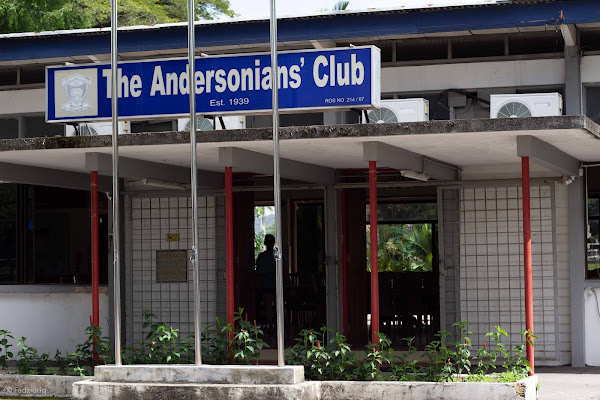 The Andersonians Club