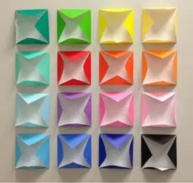 3 Cara Membuat Hiasan Dinding Murah Berbahan Dasar Kertas