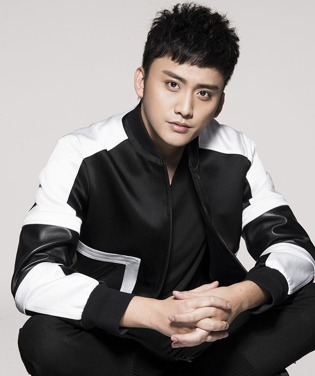 Luo Bin China Actor