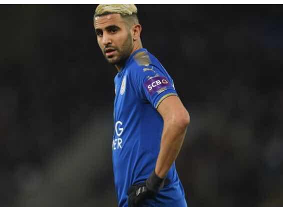 Mahrez chooses Arsenal before Man City