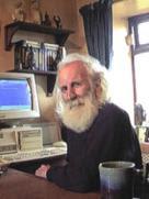 Stewart Farrar Portrait