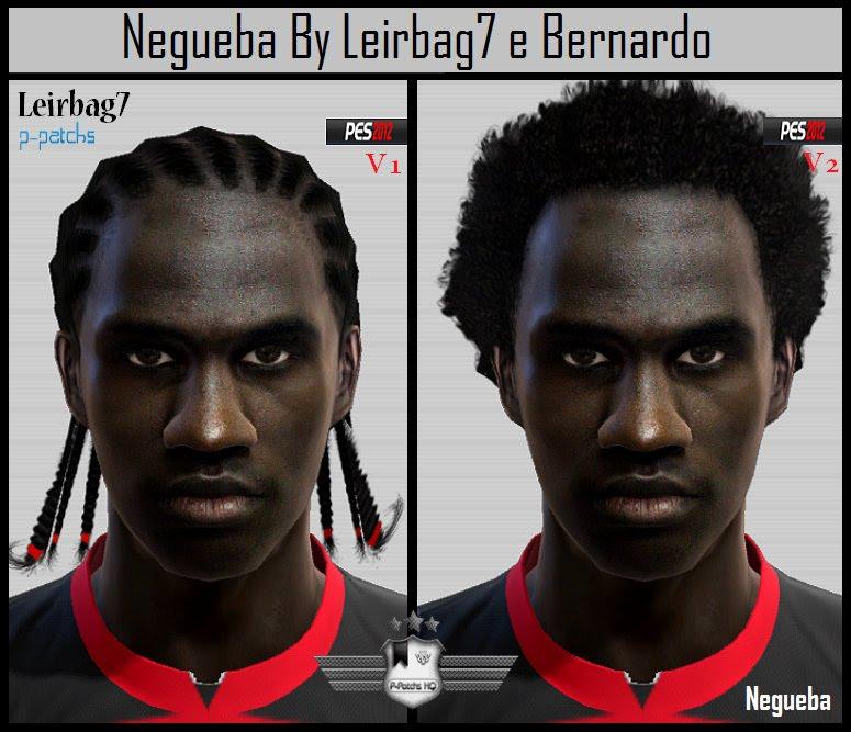 Negueba Face - PES 2012