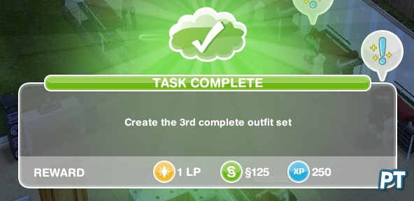 Sims FreePlay Ringlets of Fire REPLAY