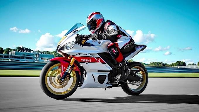 2022 Yamaha YZF-R3 60th anniversary HD image Gallary - USA news.