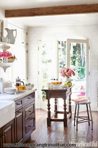 Những thiết kế thông minh cho nhà bếp nhỏ hẹp - <strong><em>Thiết kế nội thất</em></strong>-12