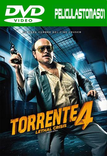 Torrente 4: Lethal Crisis (Crisis Letal) (2011) DVDRip