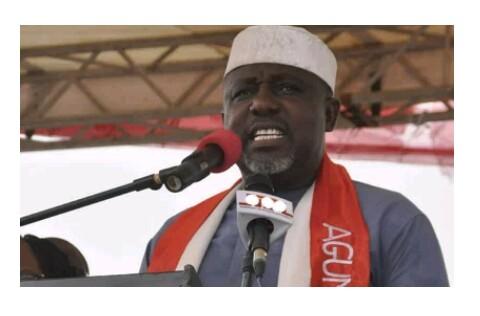 Gov. Okoroacha said he will win imo west(,orlu) senatorial election comes 2019