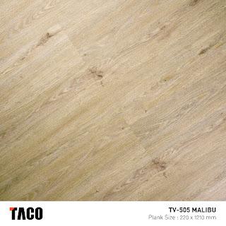 Vinyl Taco 5mm TV-505 Malibu