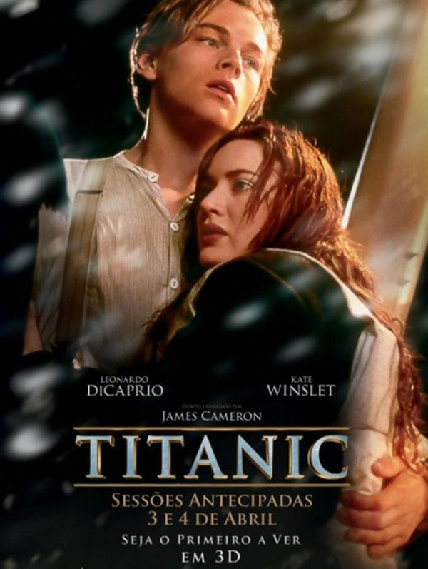 Titanic%25203d Estreias da Semana (2012 04 05).