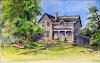 """McAlmond House"" by Carol Janda"