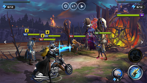 Iron Maiden: Legacy of the Beast apkdebit screenshots 7