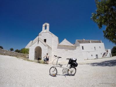 Dahon Brompton Santa Maria Barsento, Puglia