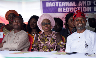 Patronise govt health care facilities – Bolanle Ambode charges expectant mothers
