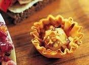 Baked Brie Cups Recipe