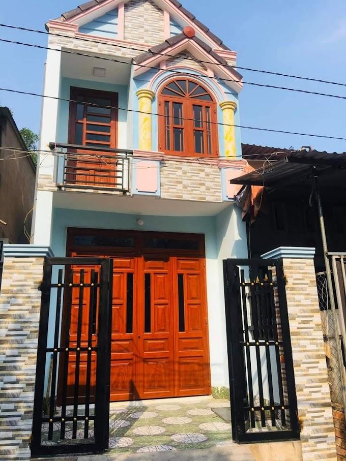 Cần bán căn nhà đồng sở hữu ở Tân Bình, Dĩ An, Bình Dương.