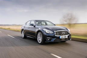 Infiniti Q70 is a real player now