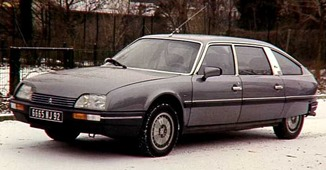 Citroen 1978 CX Prestige