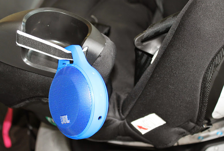 JBL Clip Portable Bluetooth Speaker Goes Where You Go #AudioFest