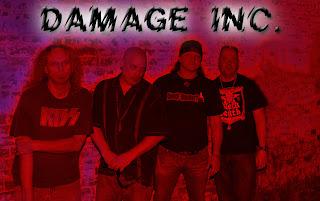 DAMAGE RED