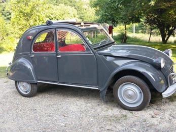 Citroën 1964 2 CV AZAM