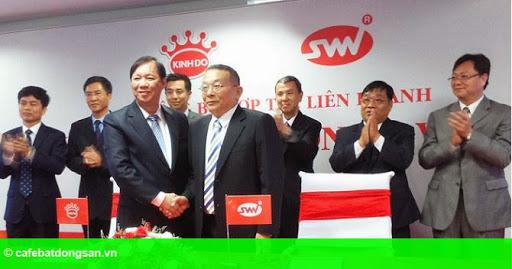 Hình 1: Kinh Đô góp vốn đầu tư nhà máy 30 triệu USD ở Bắc Ninh