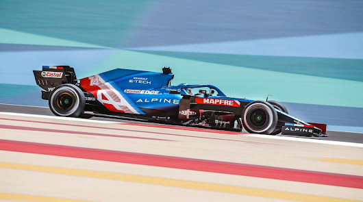 Este fin de semana comienza el mundial de F1 2021