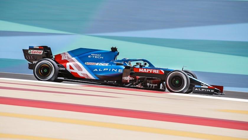 Fernando Alonso vuelve a la F1 de la mano de Alpine