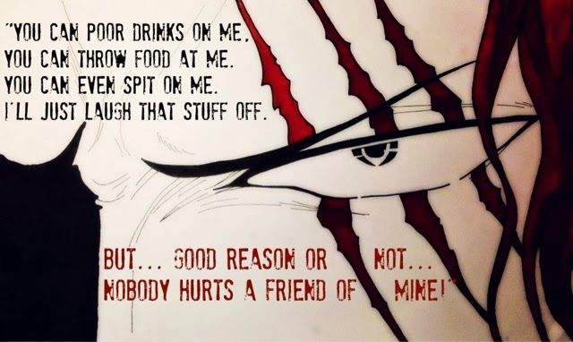awesome anime posts my first post a couple inspirational quotes