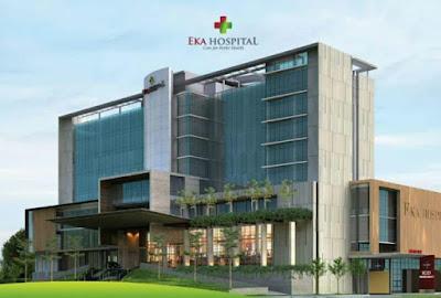 Eka Hospital Ajak masyarakat khususnya kaum muda untuk lebih peduli akan kesehatan mata orangtuanya