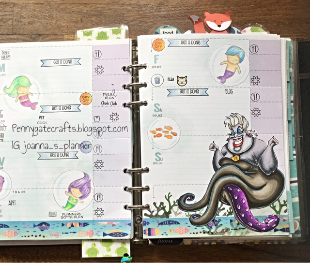 planner-disney-art-decoration