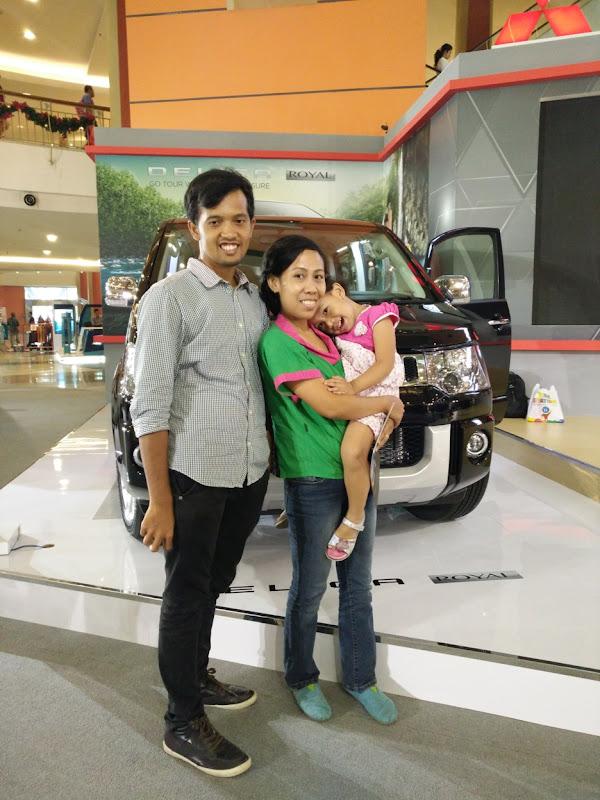 Isnuansa's Family