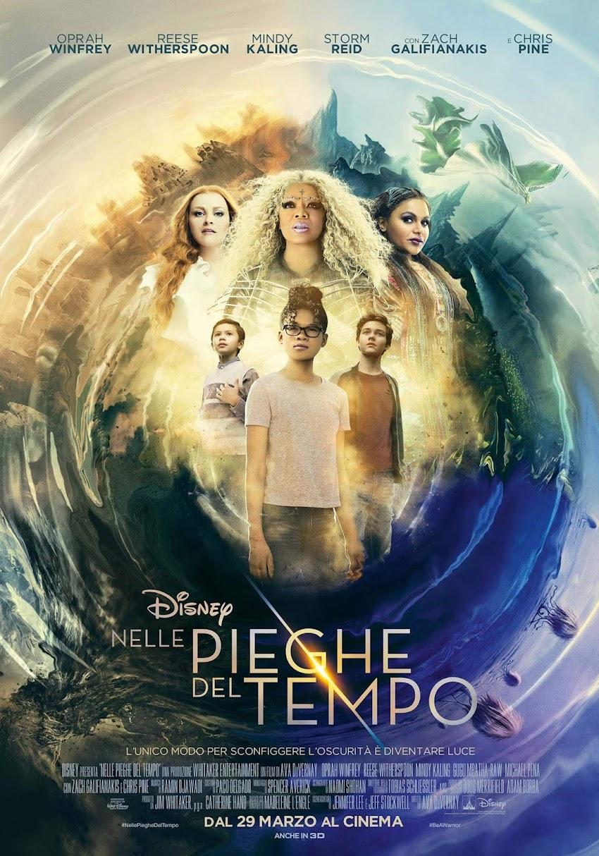 Nelle Pieghe Del Tempo, dal 29 marzo al cinema
