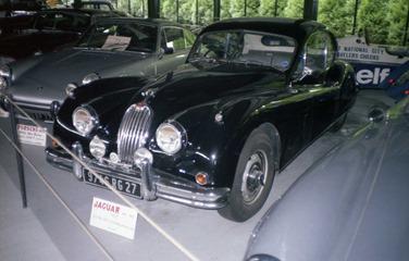 1985.07.26-057.36 Jaguar XK140 1955