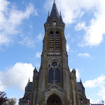Eglise Saint-Lubin (19e s.)