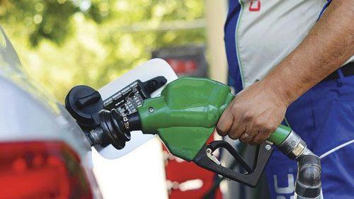 Gobierno deja iguales precios de los combustibles semana del 22 al 28