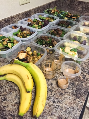 The Sweet Life Diary Of A Health Nut Whole30 Meal Prep