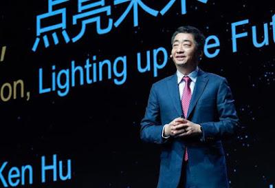 Ken Hu habló sobre el enorme impacto que ha tenido la COVID-19