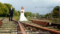 Bruidsreportage (Trouwfotograaf) - Foto van bruidspaar - 197