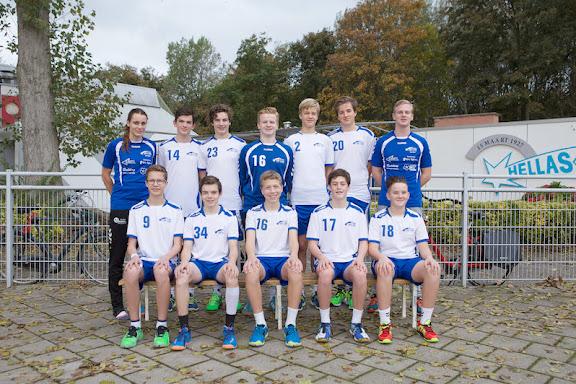Heren C jeugd 2016-2017