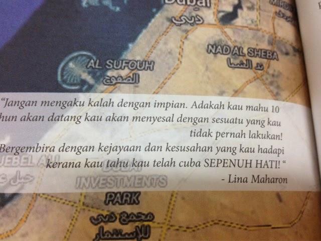 Advantura pulang ke malaya review. Zulaiha Burhan