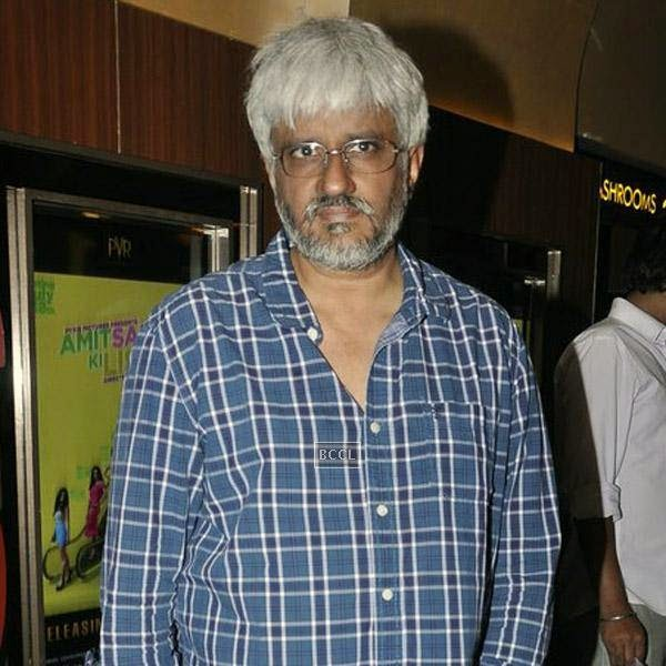 Vikram Bhatt during the trailer launch of Bollywood movie Creature 3D, held at PVR, on July 16, 2014.(Pic: Viral Bhayani)