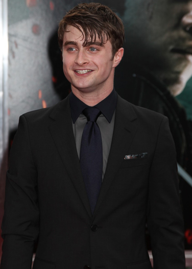 1 Daniel Radcliffe 14 Million For Harry Potter and the Order of the Phoenix 2007 Age 18