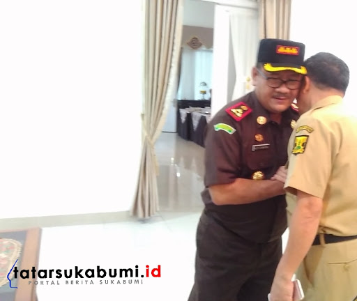 Kepala Kejaksaan Negeri (Kajari) Kabupaten Sukabumi Alex Sumarna/ Foto : Rapik Utama (21/1/2019)