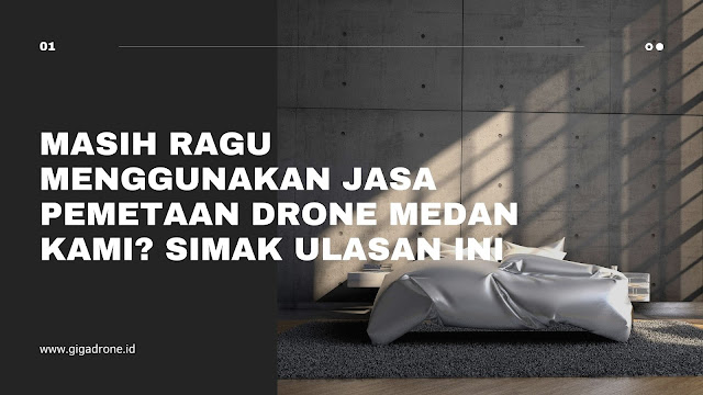 Jasa Pemetaan Drone Medan