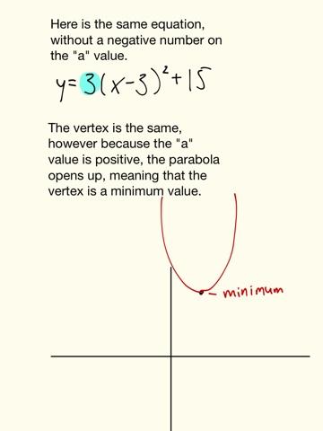 Maddies Magnificent Grade Ten Math Blog Convert A Quadratic